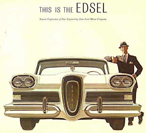 this is the edsel