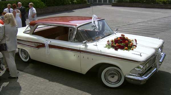 59 wedding car