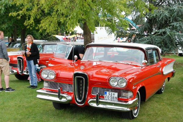new 1958 Edsel