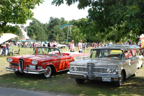 1959 and 1959 Edsel
