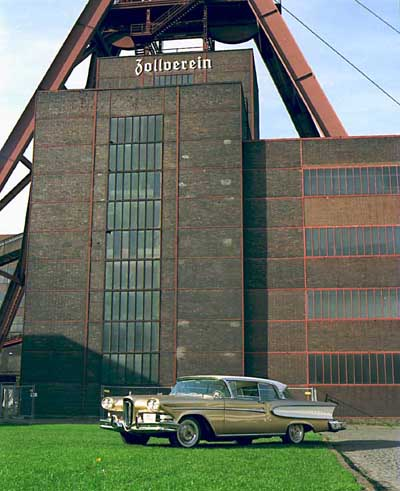 Zollverein Edsel 1
